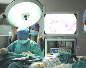 微创技术再创新高,我院腹腔镜下筋膜内子宫切除术取得圆满成功